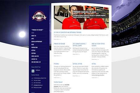 Pinkman Baseball Academy