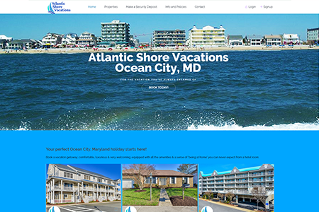 Atlantic Shore Vacations
