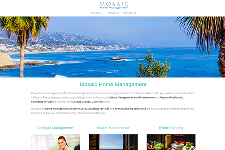 Mosaic Home Management